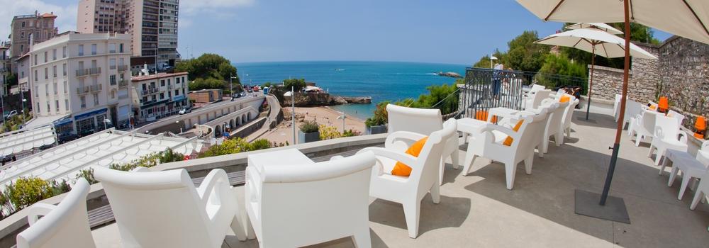 Hotel Restaurant les ours blancs à Biarritz