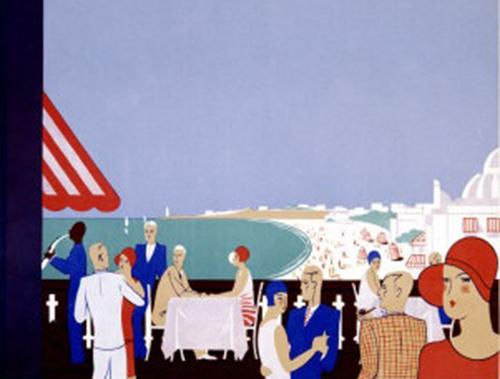 Restaurant les baigneuses à Biarritz