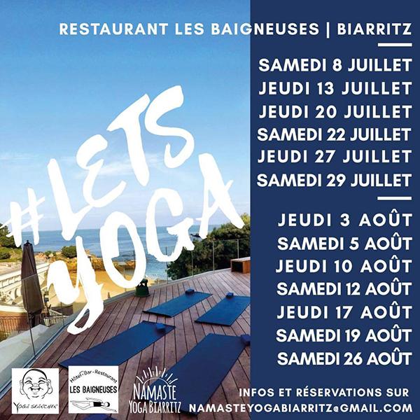 Restaurant  Etoiles Ocean Biarritz