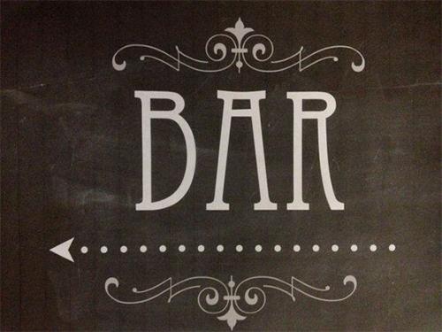 Bar les baigneuses à Biarritz